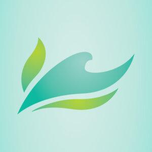 Northeastern Mental Health Center logo icon on blue gradient